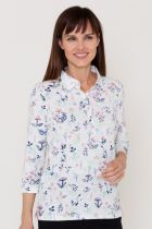 Betsy Wychwood Polo Top