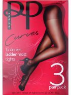 Pretty Polly Ladder Resist Tights