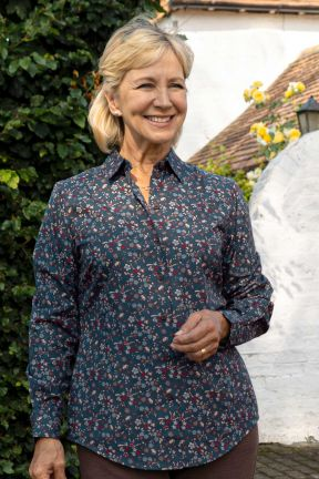 Betsy Ditsy Floral Blouse