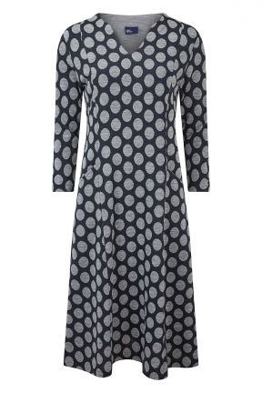 C&W Polka Dot Dress