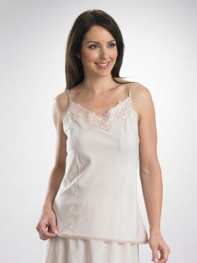 Gaspe Deep Lace Camisole
