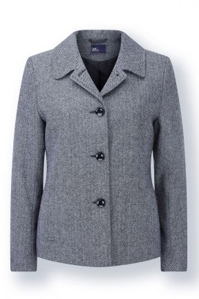 C&W Herringbone Tailored Jacket
