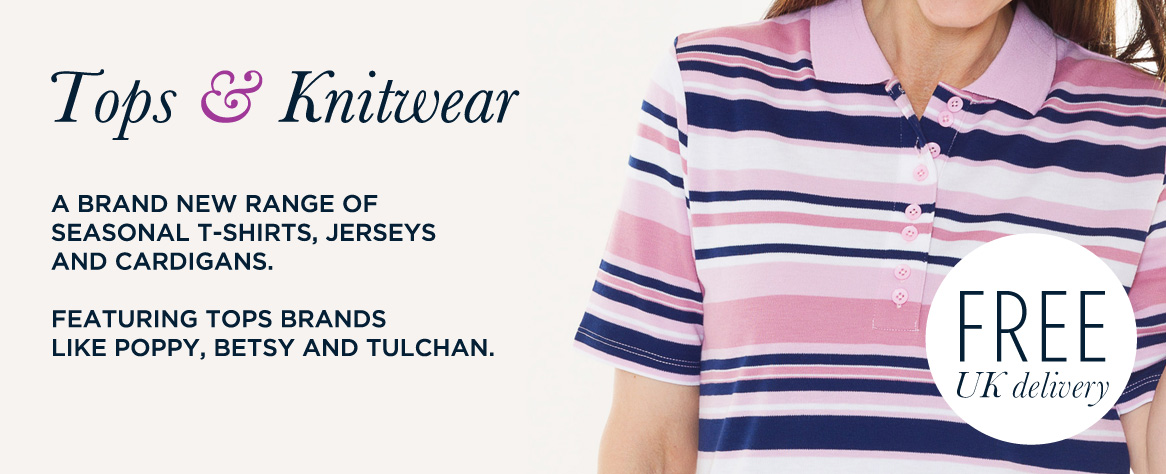 Tops & Knitwear